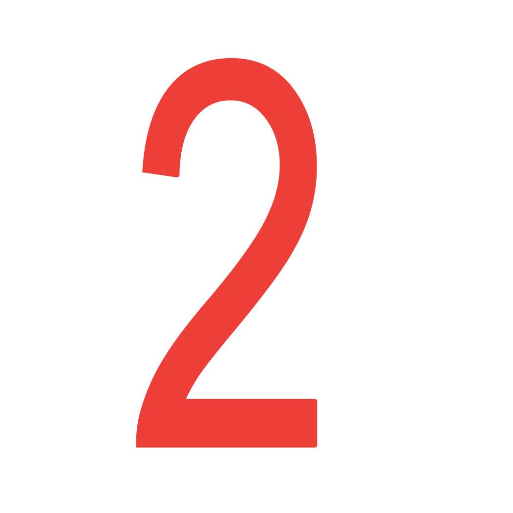 1x Buchstabe O 12 cm rot selbstklebende Folie geplottet UV